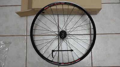 26 inch DT Swiss 533d Disc Rim Black Hope Pro 2 Evo Hub Front Wheels