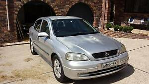 2002 Holden Astra Sedan Glenorie The Hills District Preview