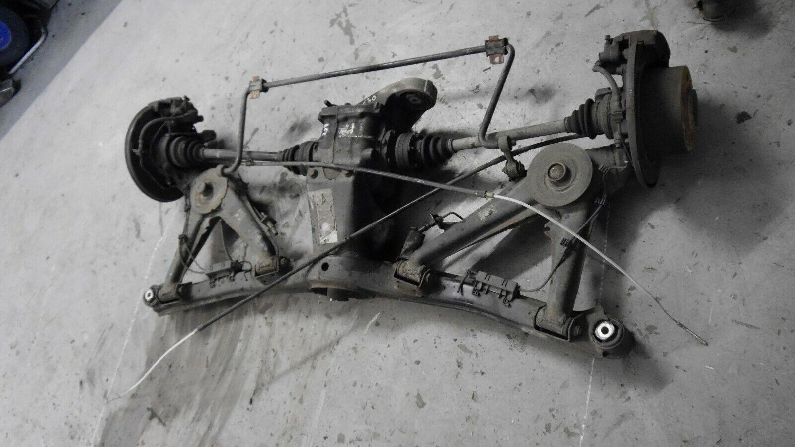 2x MEYLE Achskörperlager Lagerung Achskörper Mercedes 190 W201 Hinterachse L+R