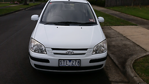 2004 Hyundai Getz Manuel with RWC and Long Rego Glen Waverley Monash Area Preview