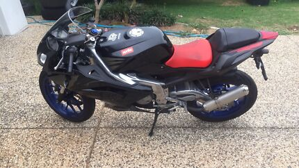 Rs125 2007  Beerwah Caloundra Area Preview