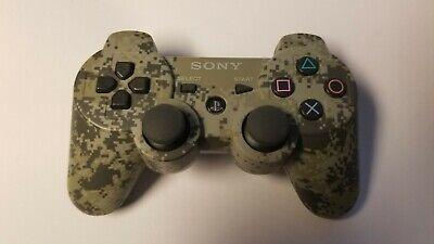 Sony PlayStation 3 PS3 DualShock 3 Wireless Controller Camo