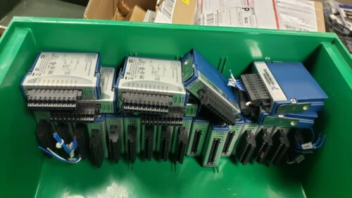 National Instruments NI 9474 8-Chnl 24V Sourcing Output Module cRIO / cDAQ