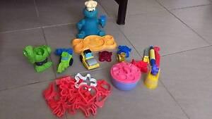 Assorted playdo shapes Durack Palmerston Area Preview