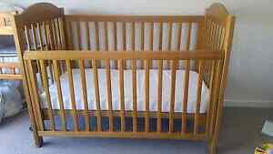 Baby cot! Cheap!!! Caboolture Caboolture Area Preview