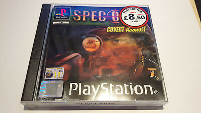Spec Ops Covert Assault Sony PlayStation Play Station 1 Spiel Game Sony Covert
