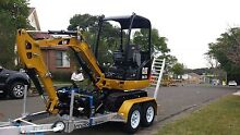 Dick's Diggers Excavator Hire Tennyson Point Ryde Area Preview