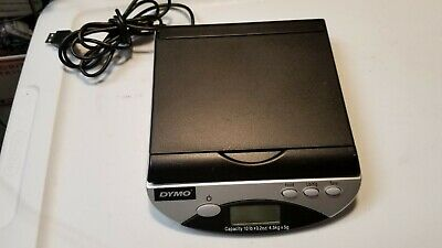 Dymo By Pelouze 10 Lb Capacity Digital Usb Postal Scale