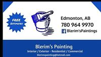 High quality painting for Interior/Exterior