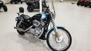 2007 Harley-Davidson® XL883 C SPORTSTER! FRESHLY SAFETIED!