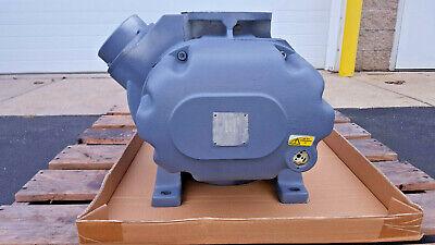 Leybold Oerlikon Ruvac Wsu 1001 Bypass Blower Booster 707cfm Vacuum Pump