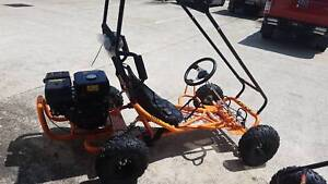 OFF ROAD GOKART .9 HP FOOT OR HAND CONTROL , NEW ,LAYBY FOR XMAS