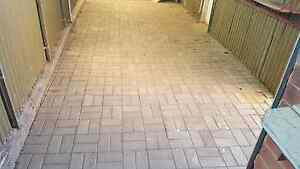Grey concrete pavers Woodville South Charles Sturt Area Preview
