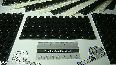 (50 SELF ADHESIVE RUBBER FEET BUMPERS 0.5