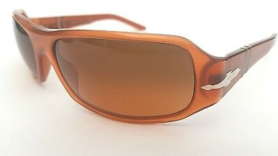 66e3d1adc98 PERSOL SUNGLASSES 2814-S 285 3C BROWN - BRAND NEW - GRAB A BARGAIN! P82