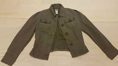 Gap jacket small gray for sale  Shipping to India