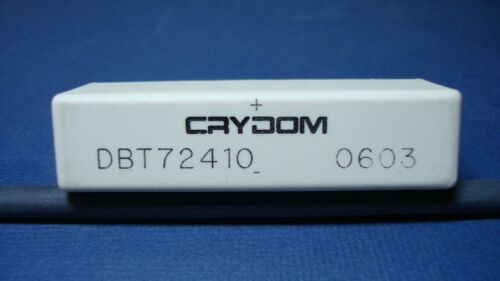 Crydom/Cynergy3 DBT72410 10KV High Voltage Reed Relay - Normally Closed