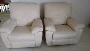 Leather Recliners, RUG, Hanging Bubble Chair - Urgent sale Kellyville Ridge Blacktown Area Preview