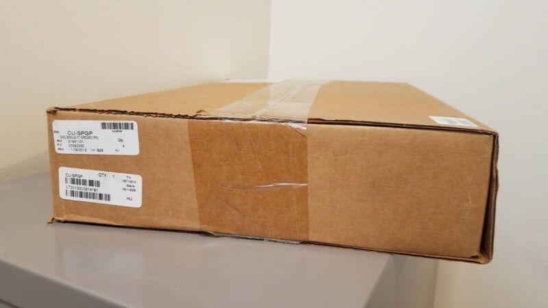 Empty shipping box sticker