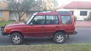 1996 Land Rover Discovery Marayong Blacktown Area Preview
