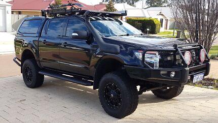 PX Ranger Wheels & Tyres - Fuel Hostage
