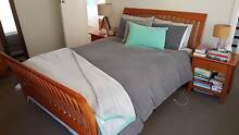 5 piece Queen Size bedroom suite, inc bed Avalon Pittwater Area Preview