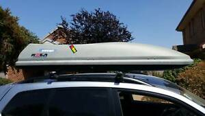 Roof Box Pod Rola for Luggage or Skis to 210cm long