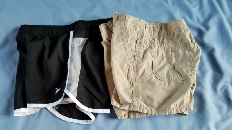 Old Navy Girls Size 12 Shorts Active / Adjustable Waist