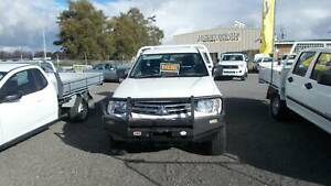 Mitsubishi Triton 2011 4x4 single cab 3826 Warrenheip Ballarat City Preview