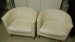 Two free ikea chairs Indooroopilly Brisbane South West Preview