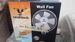 40cm seahawk Wall fan Sans Souci Rockdale Area Preview