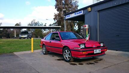 1987 Honda Integra - Sell or swap Tanunda Barossa Area Preview