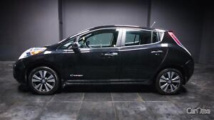2013 Nissan LEAF NAV! LEATHER! BACK UP CAM!