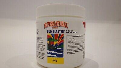 Supernatural Bud Blaster Late Flowering PK Booster NPK 1-52-31 Plant Food