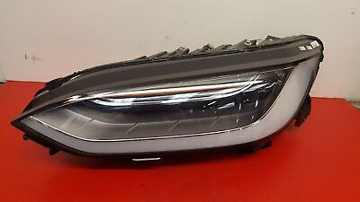 2017 TESLA MODEL X NEARSIDE HEADLIGHT PASSENGER HEADLAMP