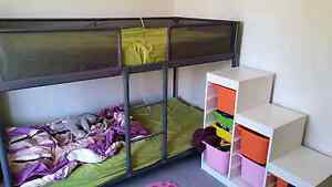 IKEA bunk with 2mattress, only 3 months old Langford Gosnells Area Preview