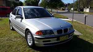 2000 BMW 318i E46 Medowie Port Stephens Area Preview
