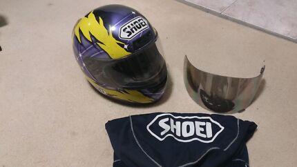 SHOEI X-9 Helmet Size L. Crows Nest North Sydney Area Preview