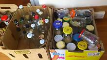 Give away. Bottles and jars. South Launceston Launceston Area Preview