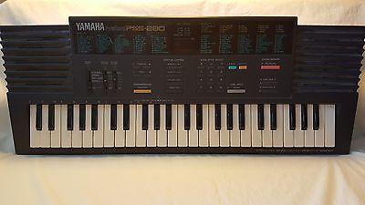 "Black Yamaha Keyboard replica handmade collectible hanging Ornament 3.5/"""