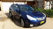 2011 Subaru Outback SUV Bungendore Queanbeyan Area Preview