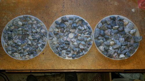 Lot of 12 Very Bright Super Yoops Yooper Stones Yooperlites Lake Superior Rocks