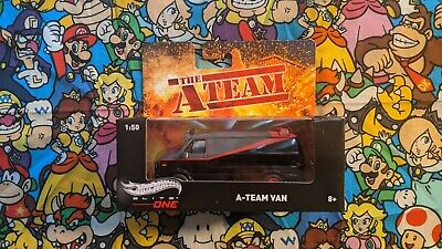 Hot Wheels Elite One The A Team Van 1:50 BLY17 New Never Opened