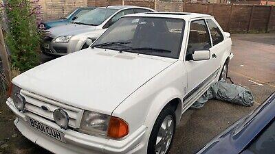 Series 1 escort RS turbo