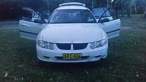 2001 Holden Commodore Wagon Cairns Cairns City Preview