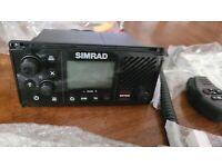 Simrad Rs40 Vhf W/Dsc. AIS receiver marine radio/GPS