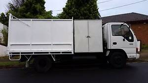 ISUZU Tipper with Tool Boxes Canterbury Canterbury Area Preview