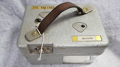 STB 14Q-1783 Vintage Swiss Made Pigeon Racing Clock with Key Grade B (1 of 2)