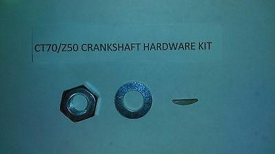 CT70 Z50 Flywheel  Woodruff key Replacement Kit for Honda.....FREE SHIPPING