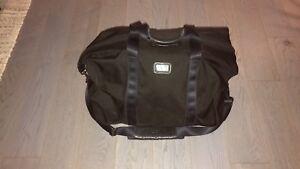 Black Tumi Duffle Bag